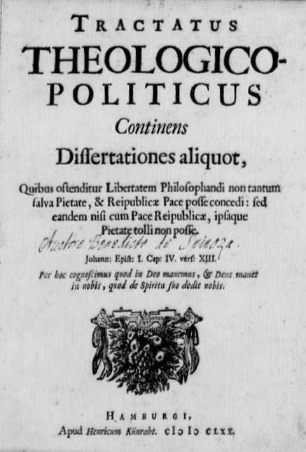 Vos lectures du moment  - Page 2 Spinoza_Tractatus_Theologico-Politicus